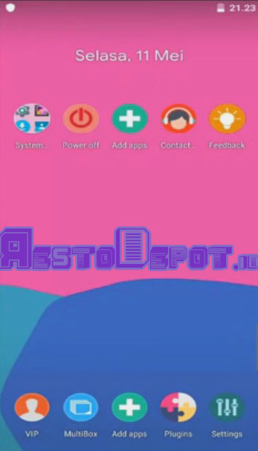 add apps