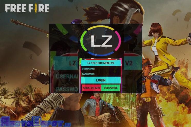 LZ H4x Menu V2 Apk
