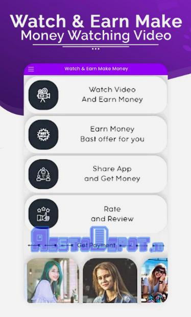 Earn Money-Video Apps