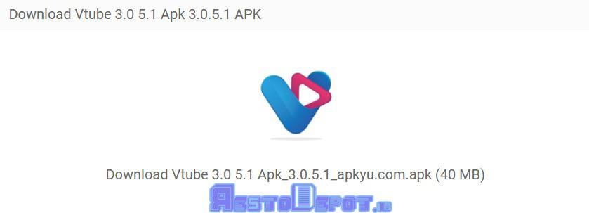 Fitur Terbaru Aplikasi VTube