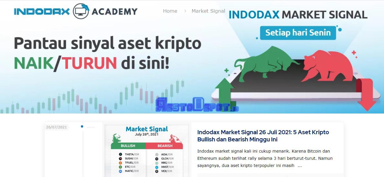 Cara Menghitung Keuntungan Indodax