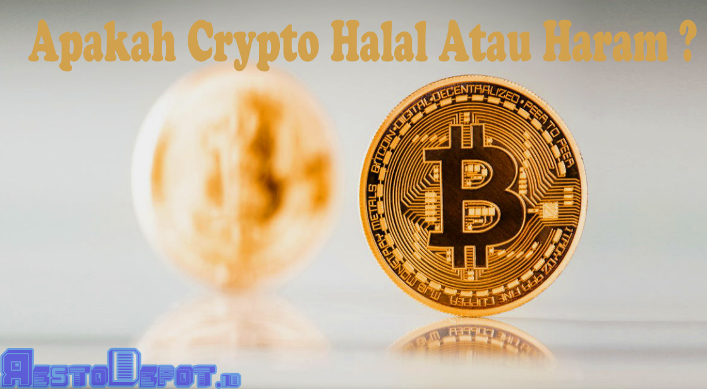 Apakah Crypto Halal Atau Haram
