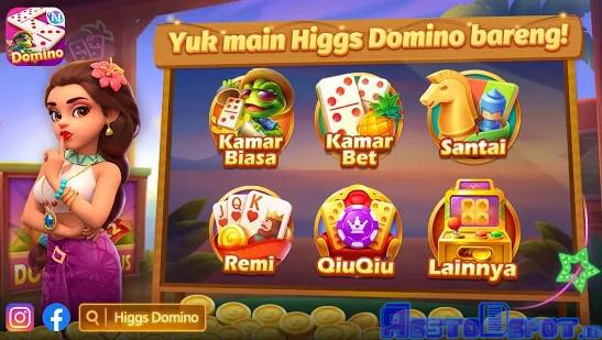 Higgs Domino Island RP Apk