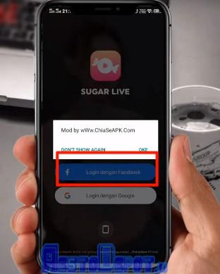 Cara Instal Aplikasi Sugar Live Versi Mod