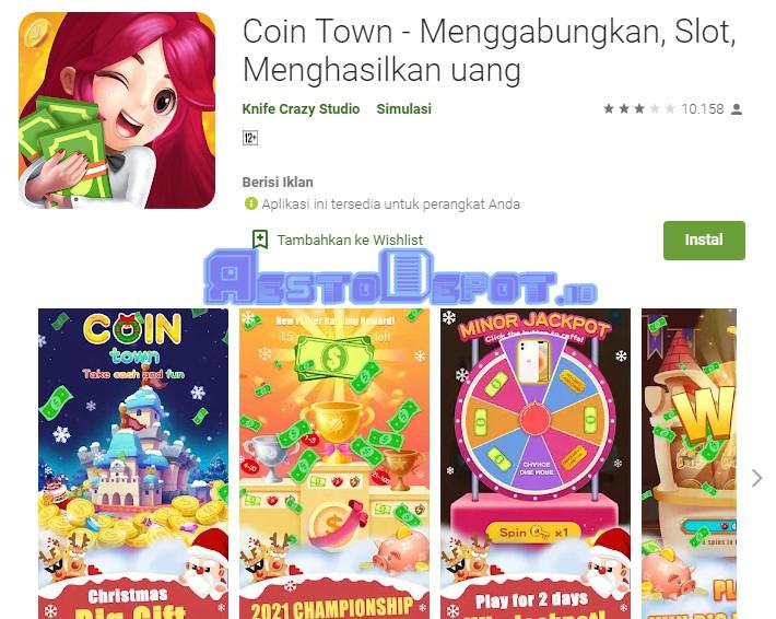 Game Slot Penghasil Uang