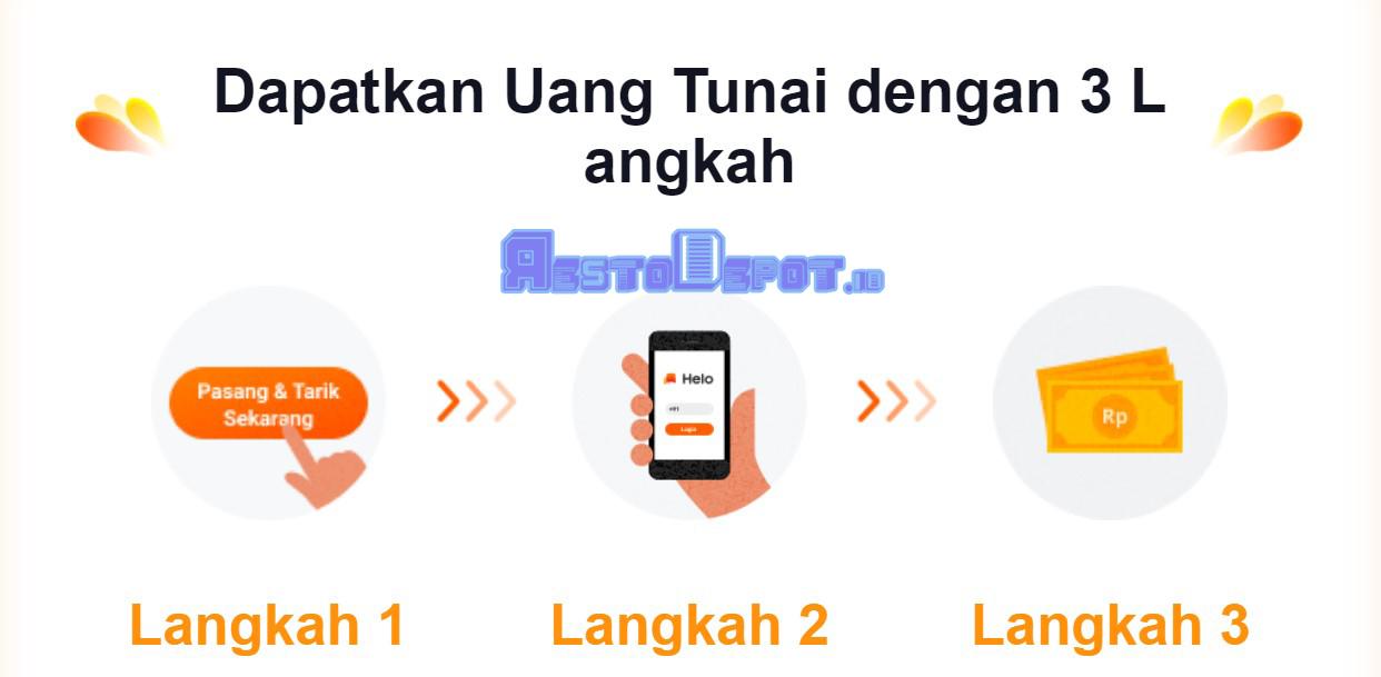 Aplikasi Penghasil Uang Halal