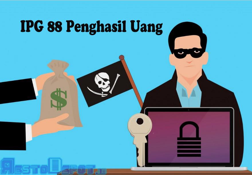 Apakah IPG 88 Aplikasi Penghasil Uang Aman?