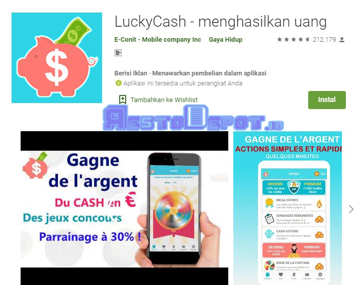 Lucky Cash
