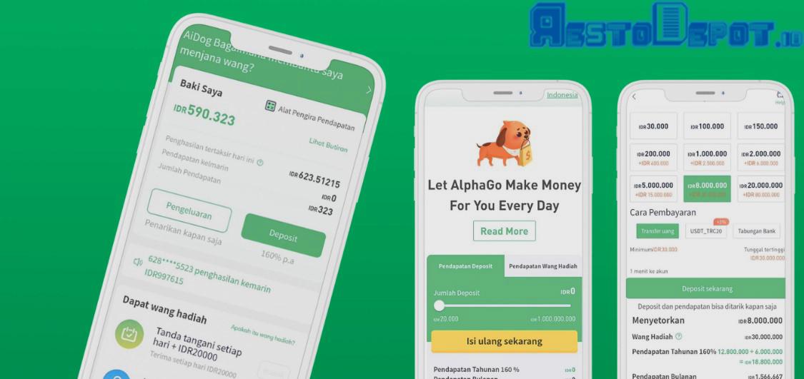 Apakah Aplikasi Aidog Penghasil Uang Terbukti Membayar?