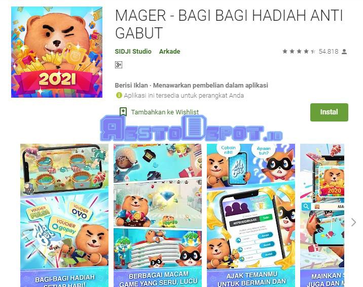 Game Mager-Bagi-Bagi Hadian Anti Gabut