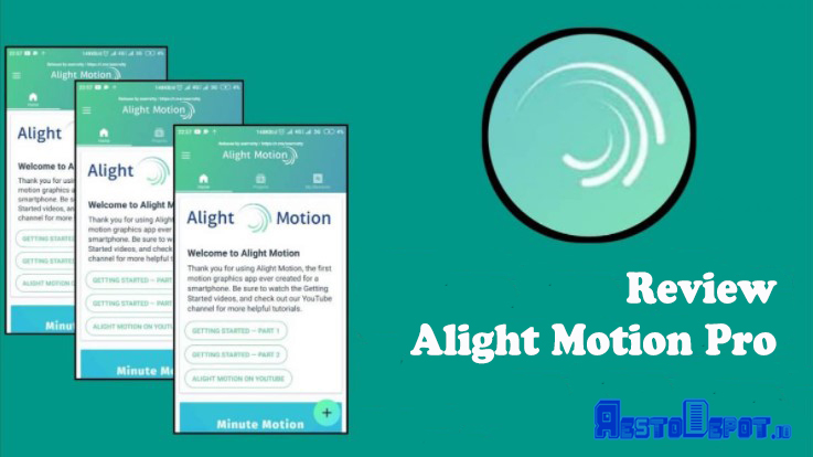 Review Alight Motion Pro