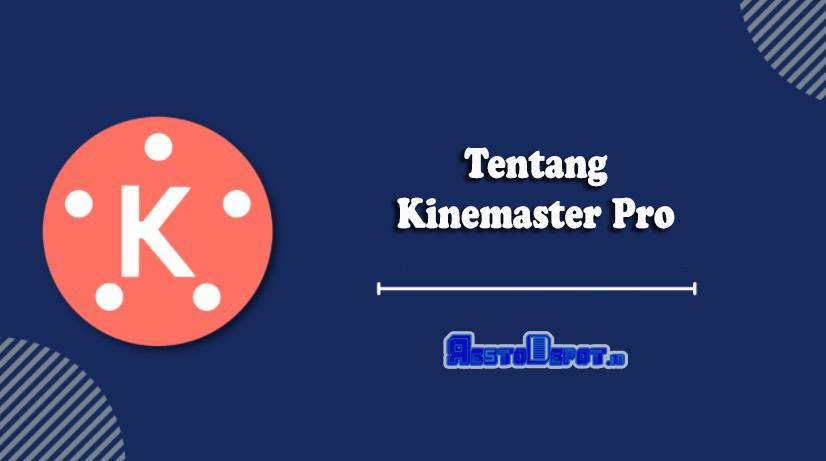 Tentang Kinemaster Pro
