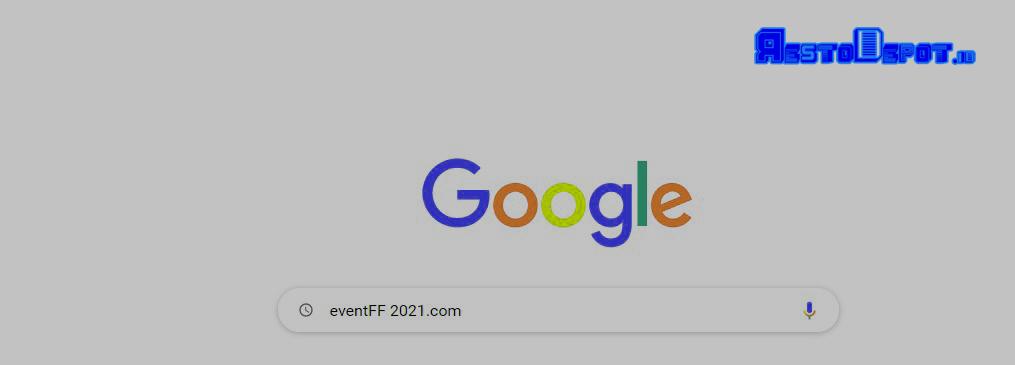 ketik event ff 2021