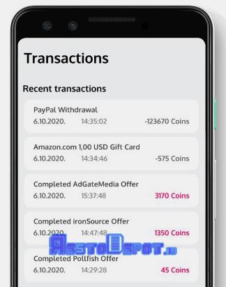 Moneyshot Aplikasi Penghasil Uang