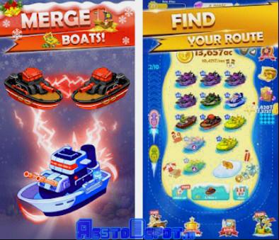 Merge Boat