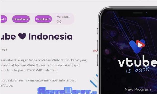 VTube 3.0 0.7 Apk Download