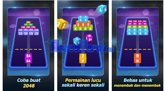Download 2048 Cube Winner Mod Apk