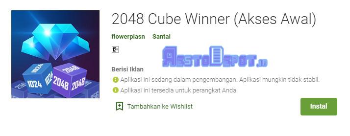 Download 2048 Cube Miner Mod Apk