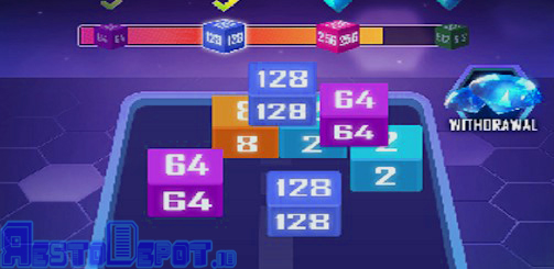 Download 2048 Cube Winner